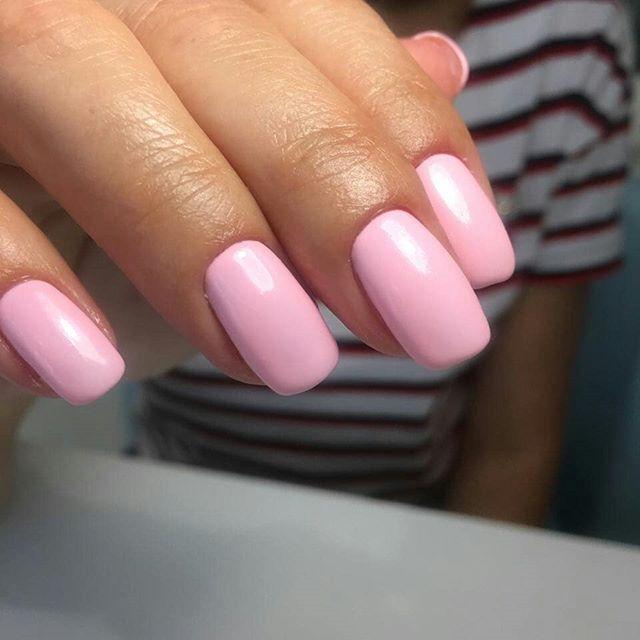 Нежный розовой